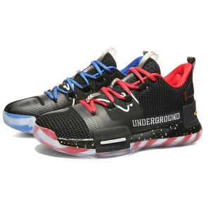PEAK 2020 Lou Williams UNDERGROUND PEAK Taichi Basketball Shoes - Black